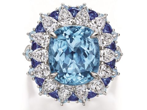 Harry Winston Candy Ring